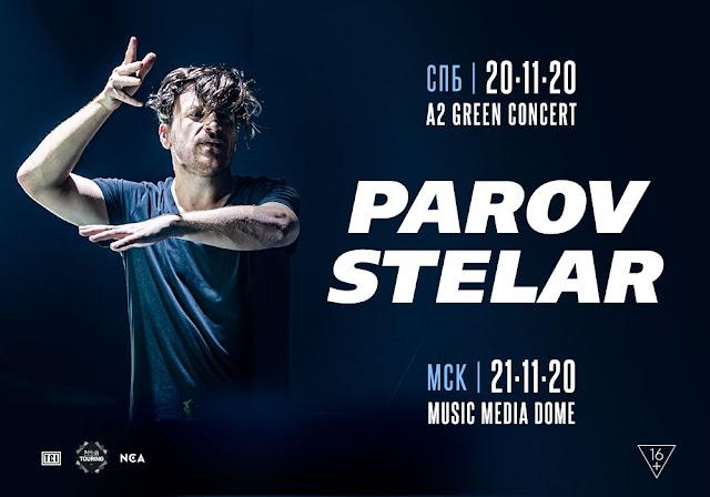 Parov Stelar в России