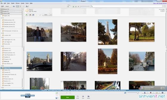 Picasa 3.9 For Windows  Free Download