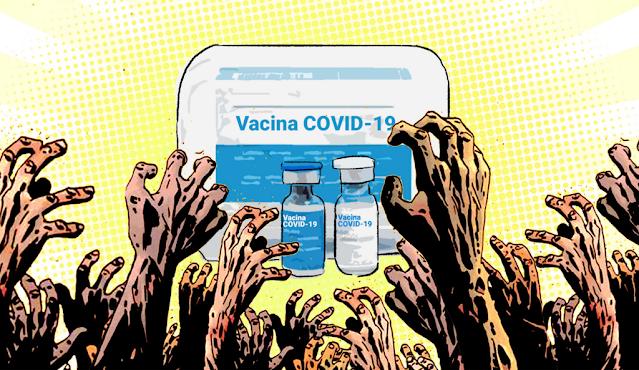 Porque o Mundo deve quebrar a patente das vacinas