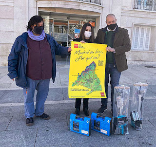 Ciclamadrid Aranjuez