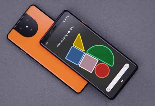 تسريبات لمواصفات وسعر هاتف Google Pixel 5