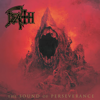 Death The Sound of Perseverance recenzje