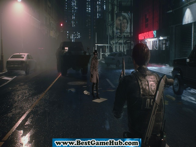 Resident Evil 2 Remake Full Version 100% Working HD Game