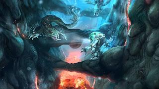 Subnautica PS Vita Background