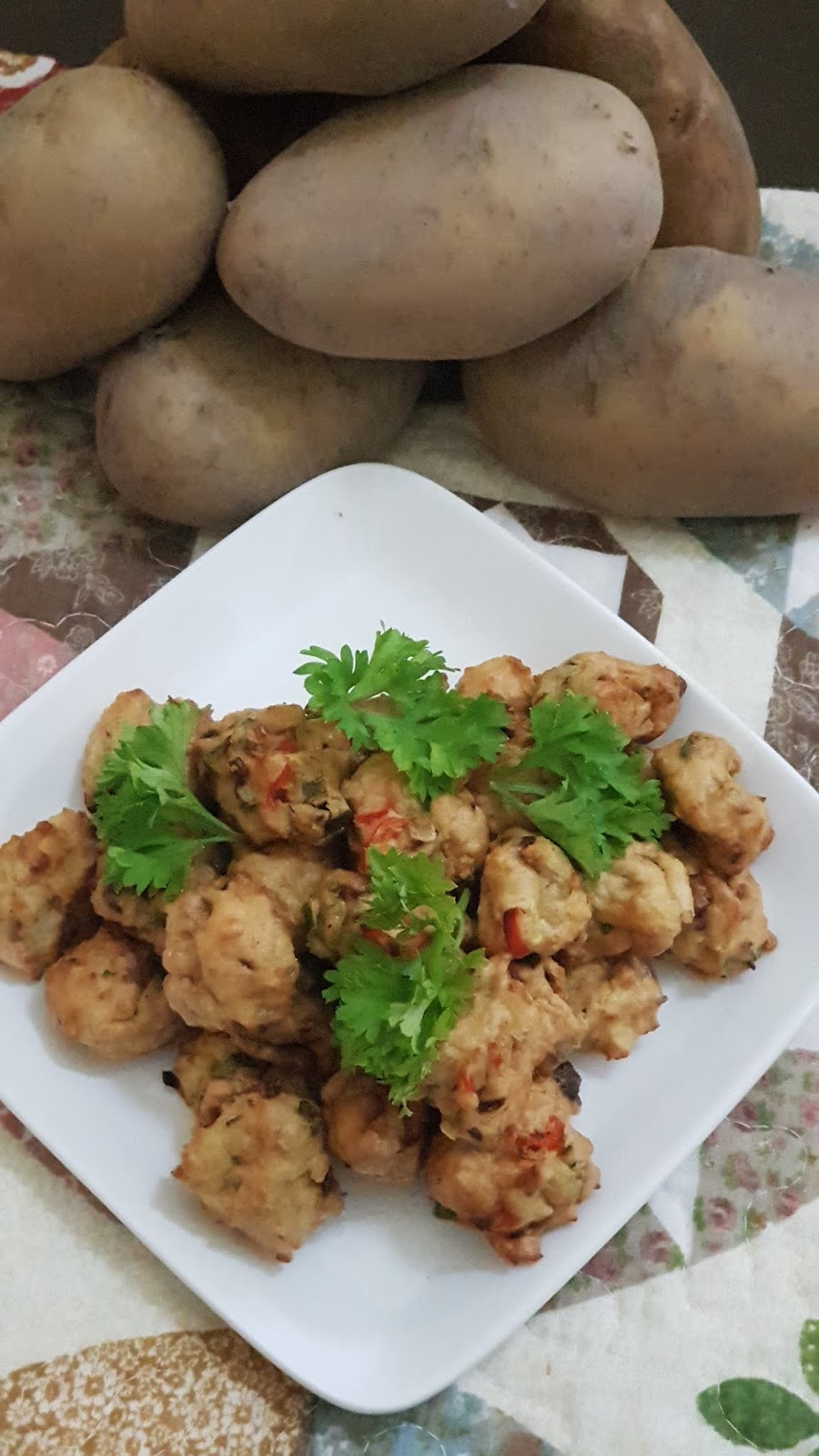 resepi berbuka mudah menggunakan kentang Resepi Kentang Jacket Enak dan Mudah
