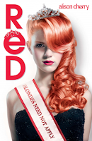 Red by Alison Cherry cover