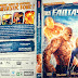 Fantastic Four Bluray Cover