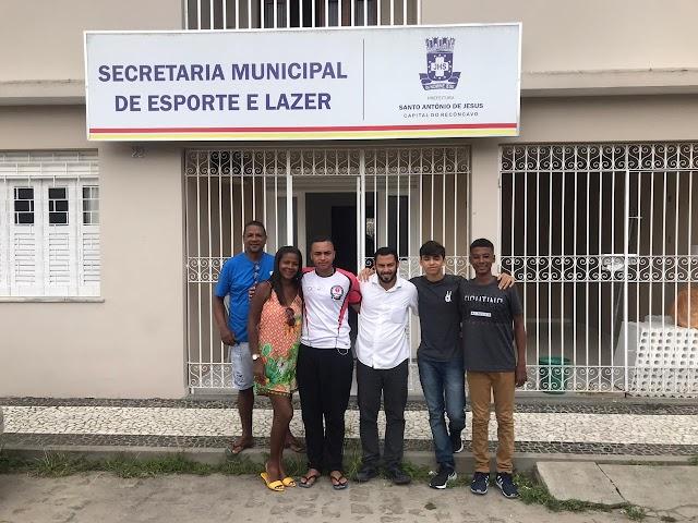 Apoiados pela Prefeitura, atletas de SAJ disputam Brasileiro de Karatê