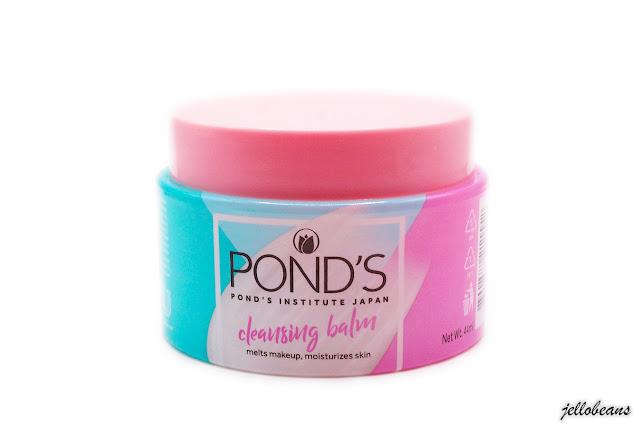 Pond's Cleansing Balm Review