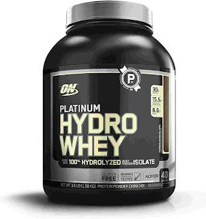Platinum Hydrowhey Protein Powder