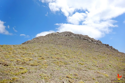 Ascensió al cap de Tancalaporta o puig Terrers