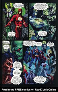 Liga da Justiça: Os Sete Sinistros massa veio hq 2000