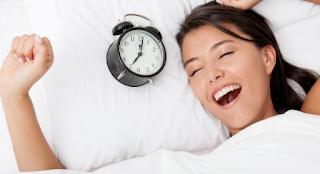 5.cara agar kamu bisa bangun pagi dan lebih cepat