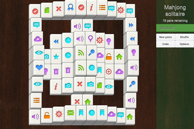 Mahjong Solitaire: Free Online Tile Match Game