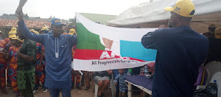 Councillorship Candidate Commends APC leaders for giving Youths Chance to Participate In Politics
