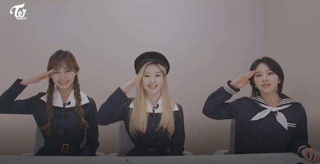 Twice School Meal Club Reloaded Ep 1