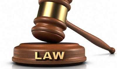 Istilah LAW dalam Berbagai literatur Inggris
