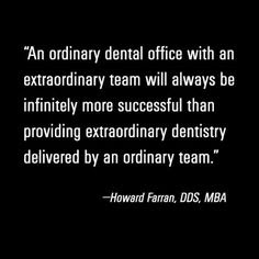 Dental Office Quotes