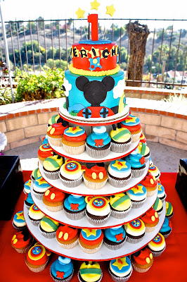Custom Cake and Cupcake Bakery Burbank CA