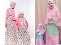 Cara Memilih Baju Couple Muslim Ibu dan Anak