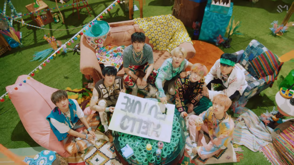 NCT Dream Welcomes The Future in 'Hello Future' Comeback MV