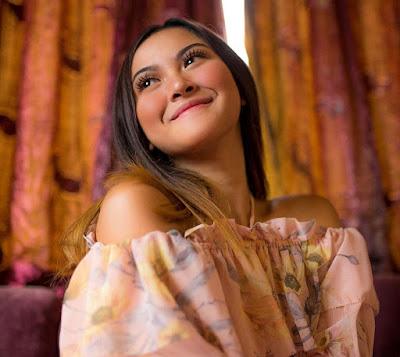 Gabriella Larasati, Gadis Cantik Pemeran Raisa Cinta Karena  Cinta SCTV