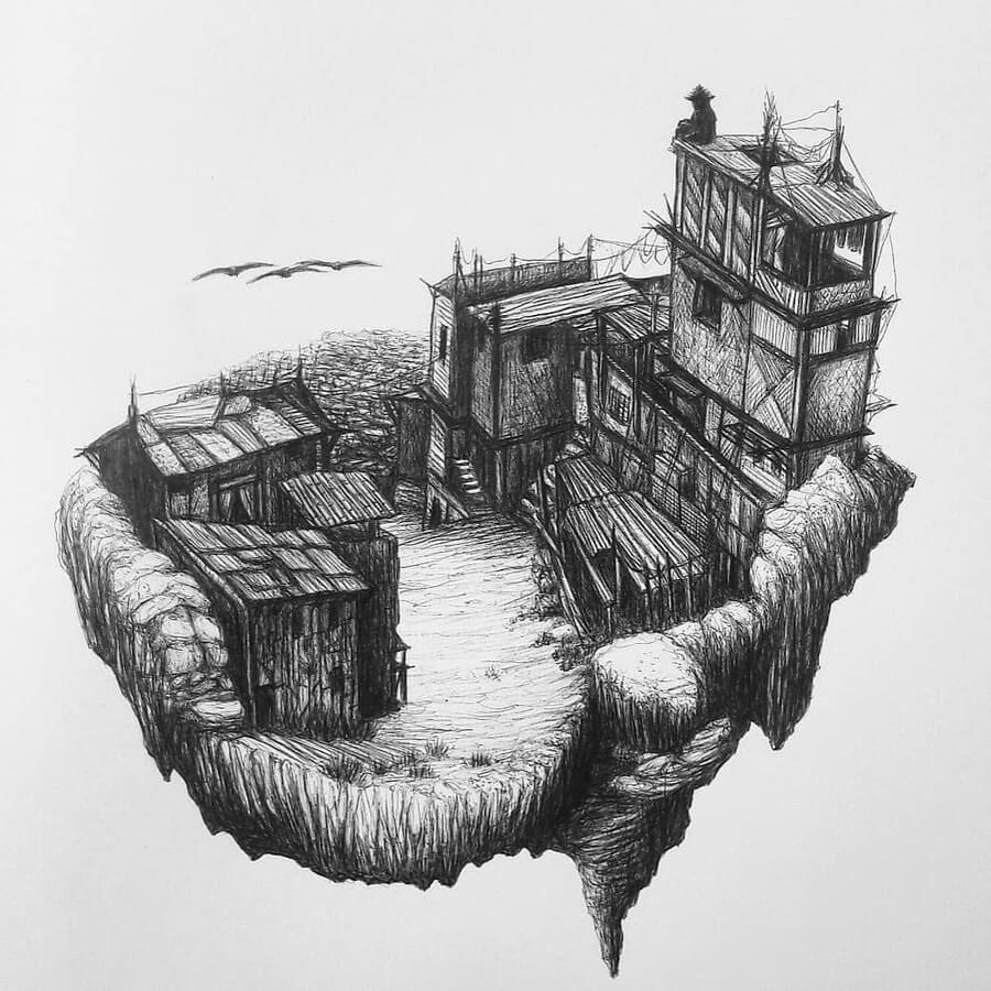 04-Medieval-timber-village-Elips-www-designstack-co