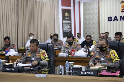 Polda Banten Pastikan Perketat Protokol Kesehatan, saat Libur Panjang