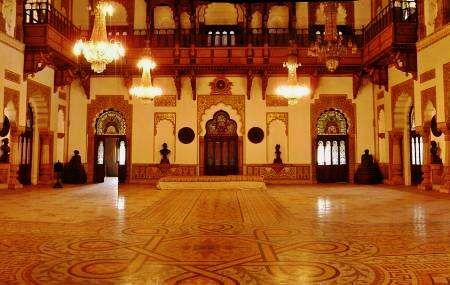 Interior Palace - Lukhsmi Villa