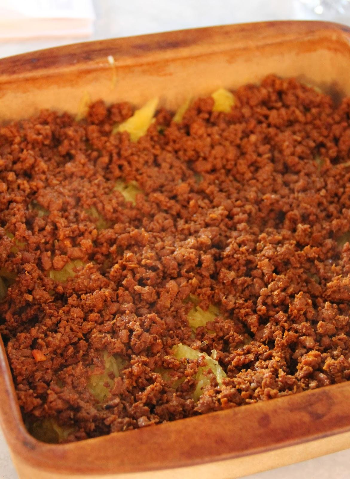 Jo And Sue Spaghetti Squash Quinoa Quot Ground Beef
