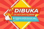 Promo Selma Grand Opening Cirebon Super Blok Mall