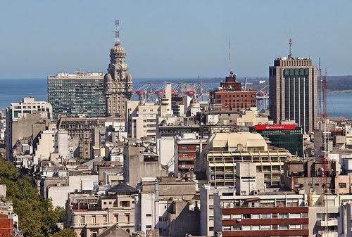 Mirador da Intendência de Montevidéu