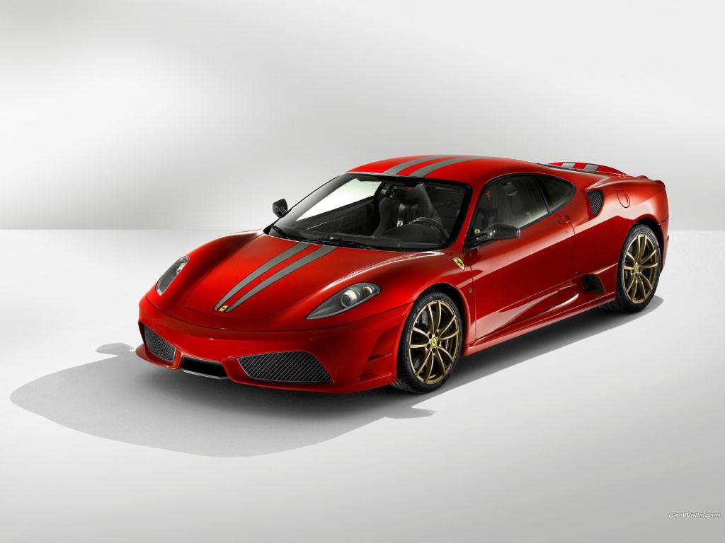Ferrari Top Model Wallpapers