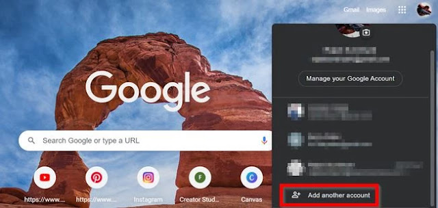 Create Multiple Google Accounts.