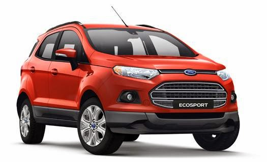 Harga Ford Ecosport Trend 1.5L MT : Rp. 213.400.000,00