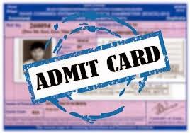 AIIMS MBBS Admit Card 2020