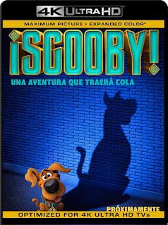 ¡Scooby! (2020)  4K [2160p] Latino [Google Drive] Panchirulo