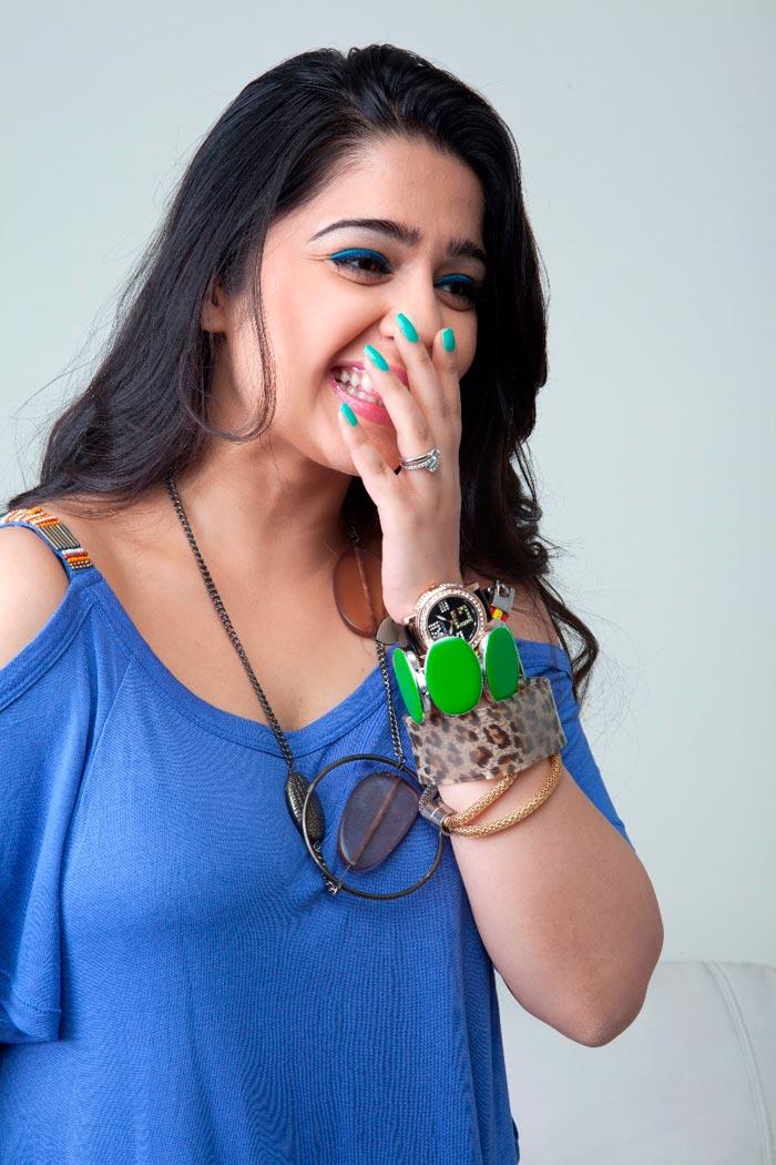 Charmi latest pix from a telugu movie