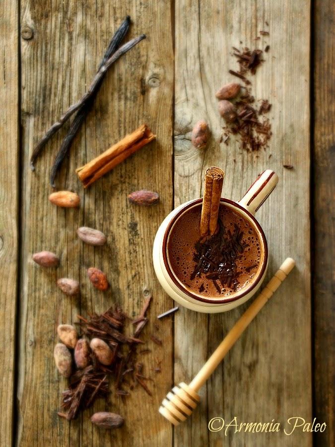 Cioccolata Calda alla Messicana di Armonia Paleo