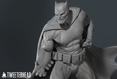 San Diego Comic-Con 2020 Exclusive Dark Knight Batman Artist Proof Edition Maquette Statue by Tweeterhead