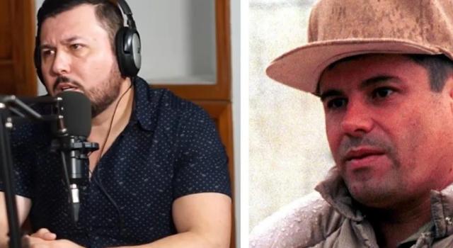 Quien te dio información sobre mi le pregunto El Chapo Guzman al cantante Roberto Tapia y este solo volteo a ver a Iván Archivaldo