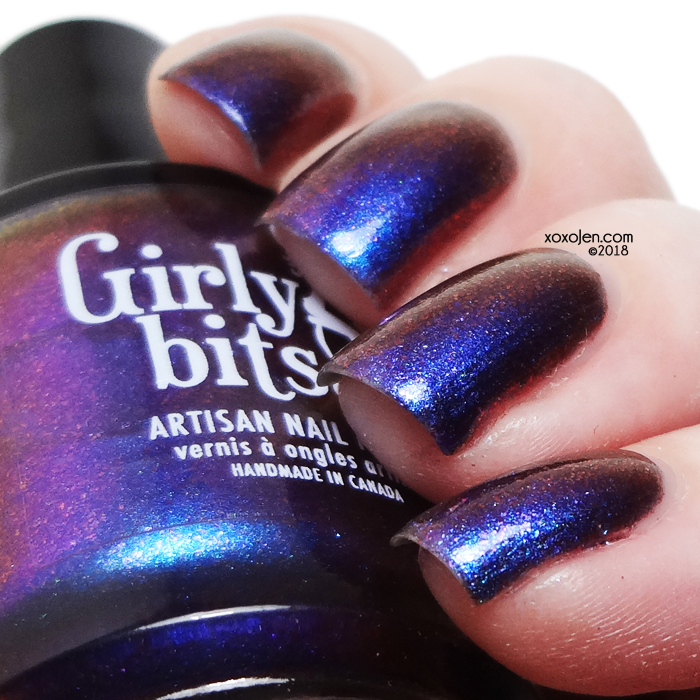 xoxoJen's swatch of GIrly Bits: Now & Then