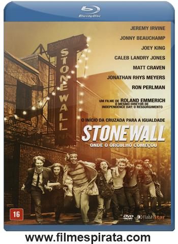 Stonewall: Onde o Orgulho Começou Torrent – BluRay Rip 720p e 1080p Dublado (2017)