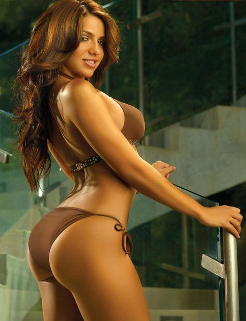 Latin Naked Hot Beauty Women Glasess 11