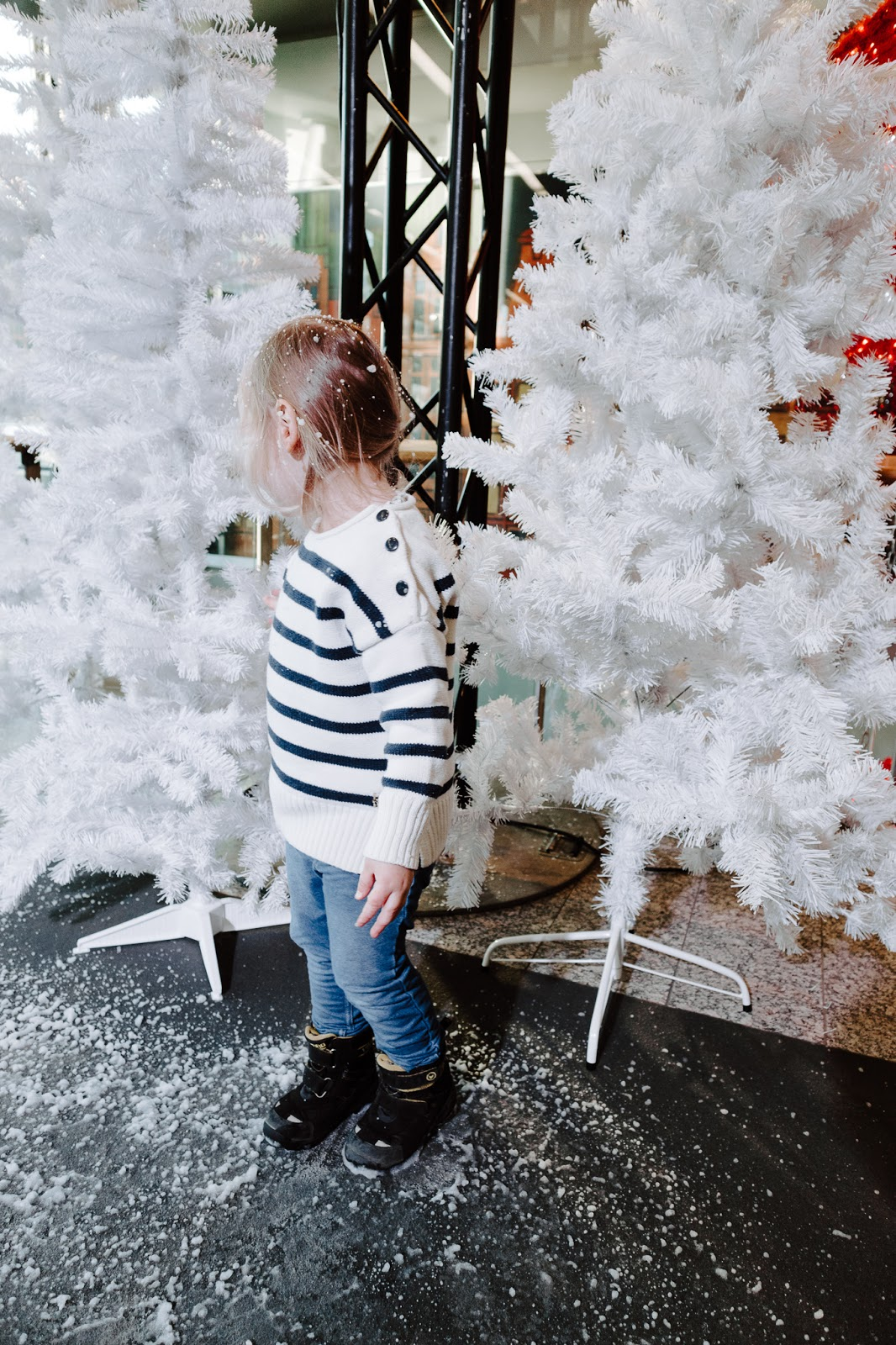 Joulu, Kamppi, lapsiperheen arki,