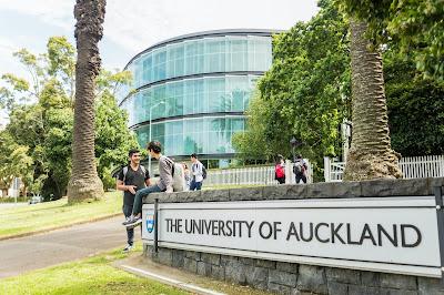 منح جامعة أوكلاند للطلاب الدوليين - قدم عبر الإنترنت