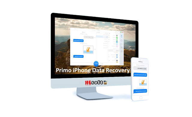 Primo iPhone Data Recovery Software Free Download