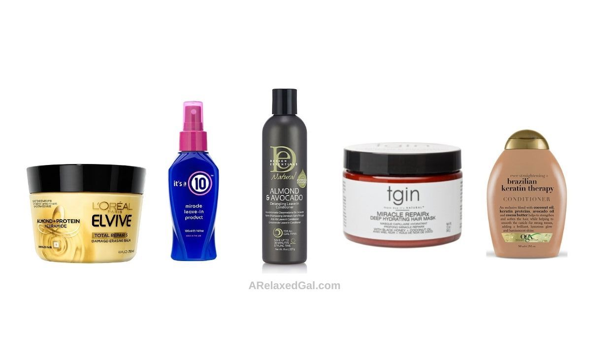 Hair care gift ideas - Conditioners | A Relaxed Gal