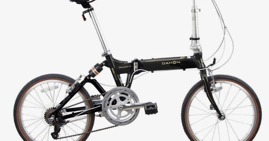 Beverly Cycle 富康單車: 將軍澳富康單車 - DAHON Dragon D7 鋁合金摺車