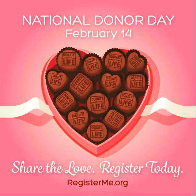 National Donor Day Wishes